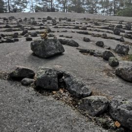 In Nagu: embedded labyrinths, tourism and adventures with a drone