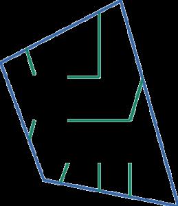 A simple maze